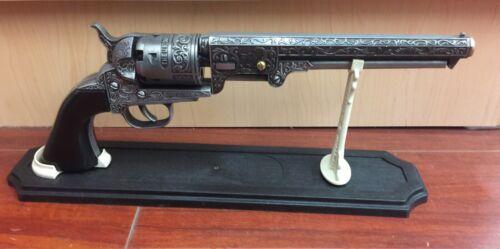 SuperNatural Western Cowboy Black Powder Outlaw Revolver Pistol Replica Gun-2