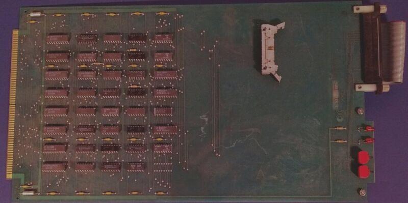 Cincinnati Milacron CNC PCB Board 3 531 3680A MMU