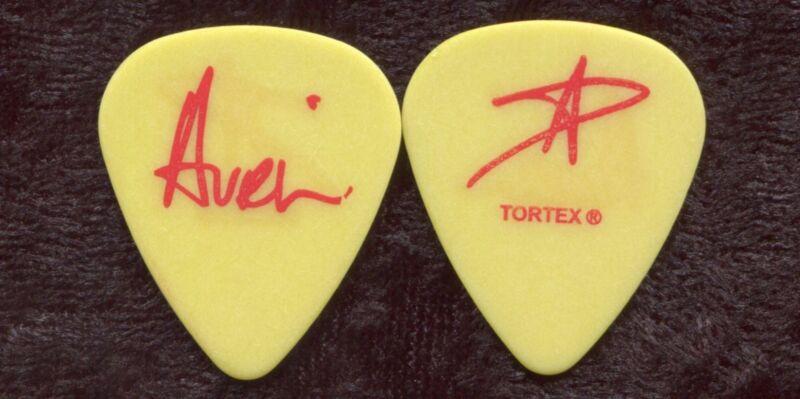 AVRIL LAVIGNE 2003 Shut Me Up Tour Guitar Pick!! Avril