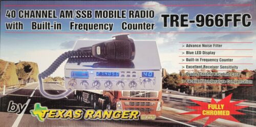 Texas Ranger AM/SSB TRE-966FFC