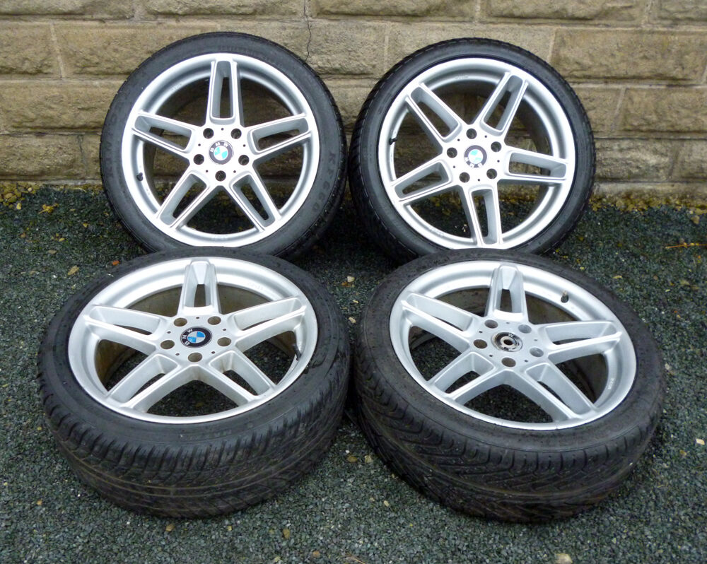 18 Quot Bmw Ac Schnitzer Style 3 Series Alloy Wheels Tyres