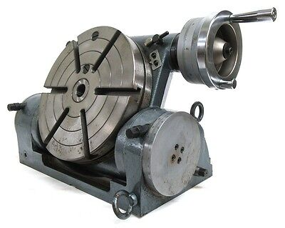 Yuasa 550-210 10 Tilting Rotary Table