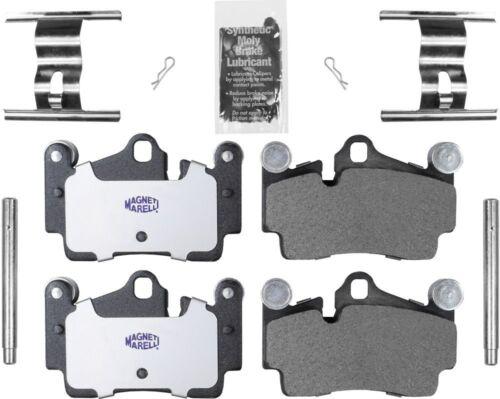 Magneti Marelli by Mopar 1AMV400909 Disc Brake Pad Set