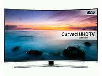 "SAMSUNG 49"" TV must read."