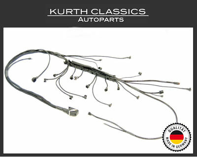 M104 Wiring Harness Replacement  Brake Switch Replacement