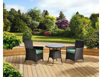 Pagoda Sorrento Rattan 2 Seater Set