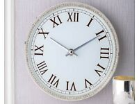 Sparkle Wall Clock brand new