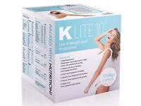 K Lite 10 Day Diet and Weight Loss Programme (Save £50)