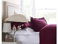 Luxury Percale Single Fitted Sheet