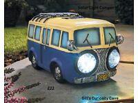Solar Light Camper Van