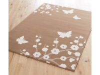 Maestro Butterfly Rug, 3 sizes 3 colours