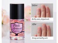 Pink Armor Nail Gel