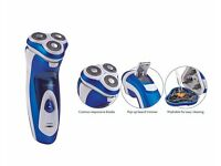 Mens Triple Head Flex & Pivot Shaver