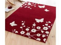 Small Maestro Butterfly Rug