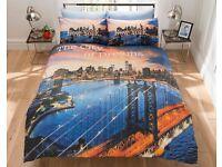City Of Dreams Duvet Set - King Size