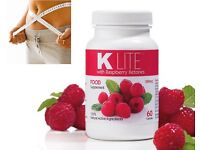 K Lite With Raspberry Ketones