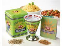Tala curry measure