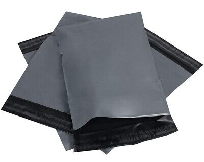 Gray mail bags postal strong and cheap 1000 bags 4.7 X 6.7