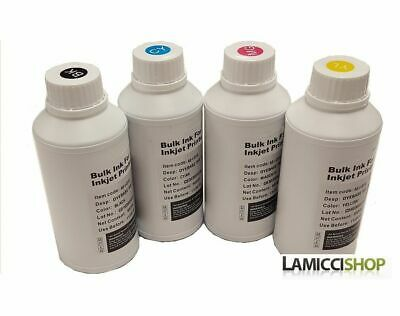 Bulk Refill Ink for HP 970 971 970XL 971XL CISS and ink cartridge 4 x 500ml for sale  Shipping to India