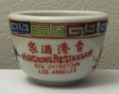 Hong Kong Restaurant Chinese Restaurant Tea Cup New Chinatown Los Angeles CA