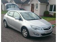 2010 Vauxhall Astra 1.4 petrol 68k