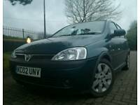 VAUXHALL CORSA 1.2 SXI 5DR *FULL MOT IMMACULATE CONDITION*