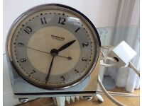 1930s Hammond Synchronous Polo Electric Clock