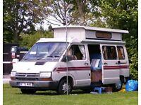 Renault Trafic Autosleeper Campervan