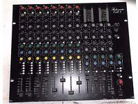Studiomaster 8 into 4 Mixer