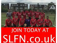 Teams looking for players, Sunday morning 11 aside football team recruiting. a92y