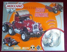 Meccano Truck Complete Set