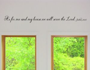As-for-me-and-my-house-we-will-serve-the-lord-Vinyl-Wall-Art-Words-Decals-faith