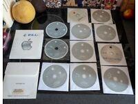 Discs for Apple Emac and Mac Mini - Full Restore sets