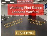 Wedding first dance Watford