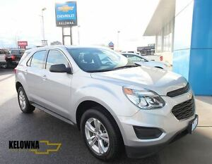 2016 Chevrolet Equinox LS, Back Up Camera, Bluetooth, Climate Co