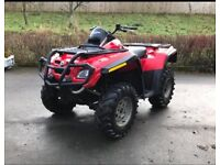 Can-Am Outlander MAX 650 cc EFI XT 4X4 ATV QUAD BIKE