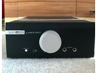 Musical Fidelity M1 HPA Headphone Amp