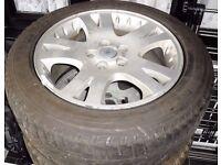 Land Rover Discovery 3 Wheels Sport 225 55 19 Discovery Pirelli scorpion Zero Alloys & Tyres