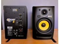 KRK Rokit 5 RPG2 - Powered Studio Monitors (stands also available)