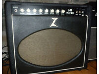 Dr Z JAZ 20/40, hand-wired, Fender Deluxe style boutique amp. Valve Tremolo & Spring Reverb.