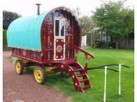Gypsy Caravan. Original