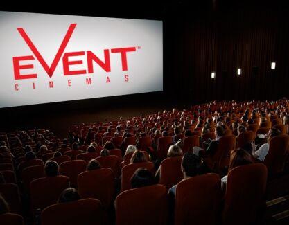 Event Cinemas Vouchers