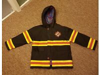 Fireman coat