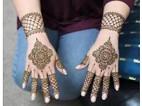 PROFESSIONAL HENNA / MEHNDI TATTOO ARTIST Based in Manchester