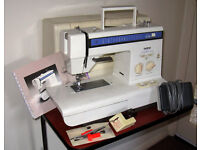 Brother Compal Ace Sewing Machine for Spares / Repairs Only