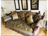 Barker and stone house limited edition sofa