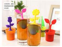 Wholesale Flower Pot Tea Infusers
