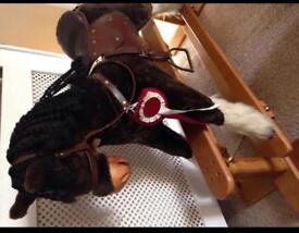 Rocking horse from mamas and papas