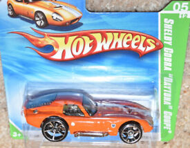 Hot Wheels Cars Shelby Cobra Daytona Treasure Hunt car. Sealed and unused. See other cars for sale.