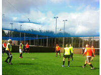 WALKING FOOTBALL IN DORSET